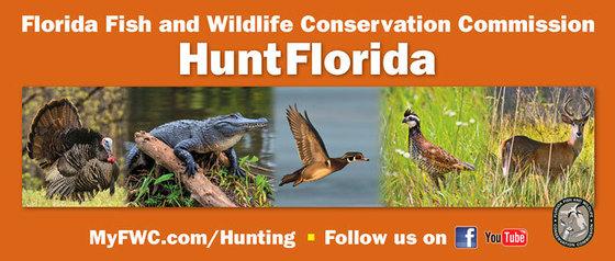 Hunt Florida Banner