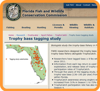 TrophyCatch Research Website