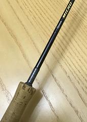 Light tackle rod