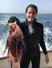 lionfish Azi Stuzziero