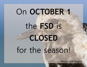 2018 FSD closed