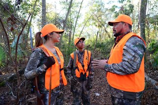 Getting started deer hunting
