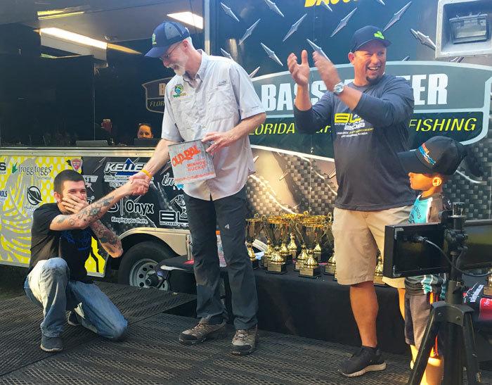 trophy catch winner