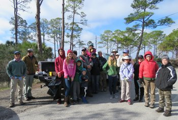 Alligator Point Clean-up Crew