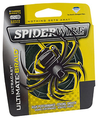 Spiderwire braided line