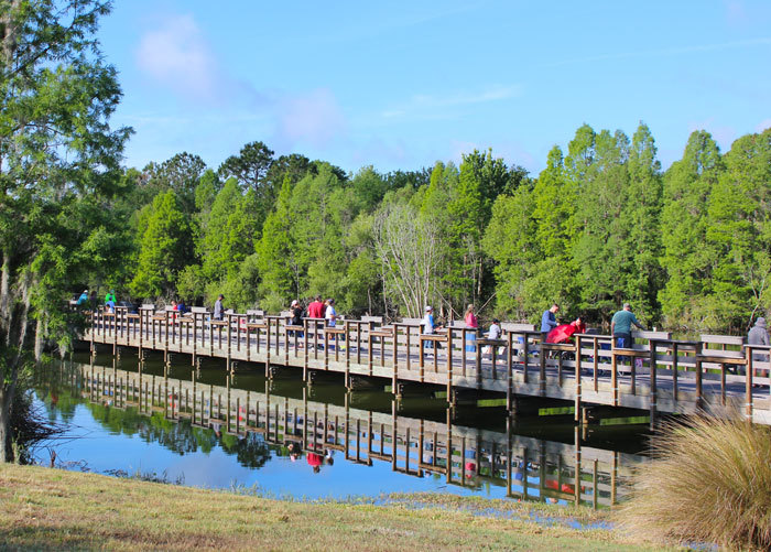 FWC invites public to 26th annual Tenoroc Youth Fishing Derby