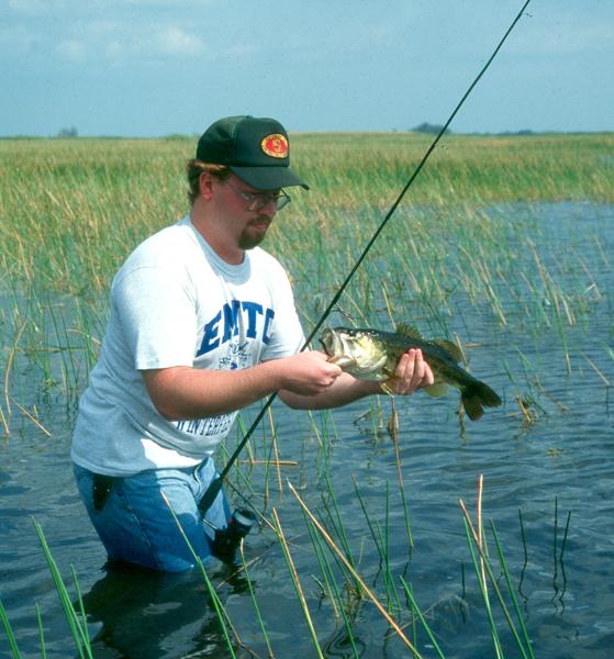 Wade Angler