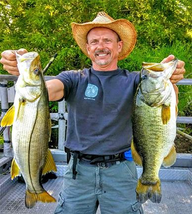 Bobby Hicks Bass and Snook
