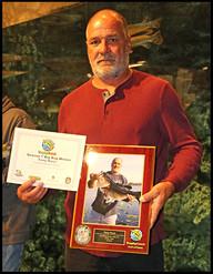 Tony Russ Big Bag Winner