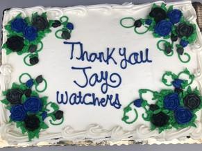 Jay Watchers Cake