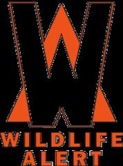 Wildlife Alert logo