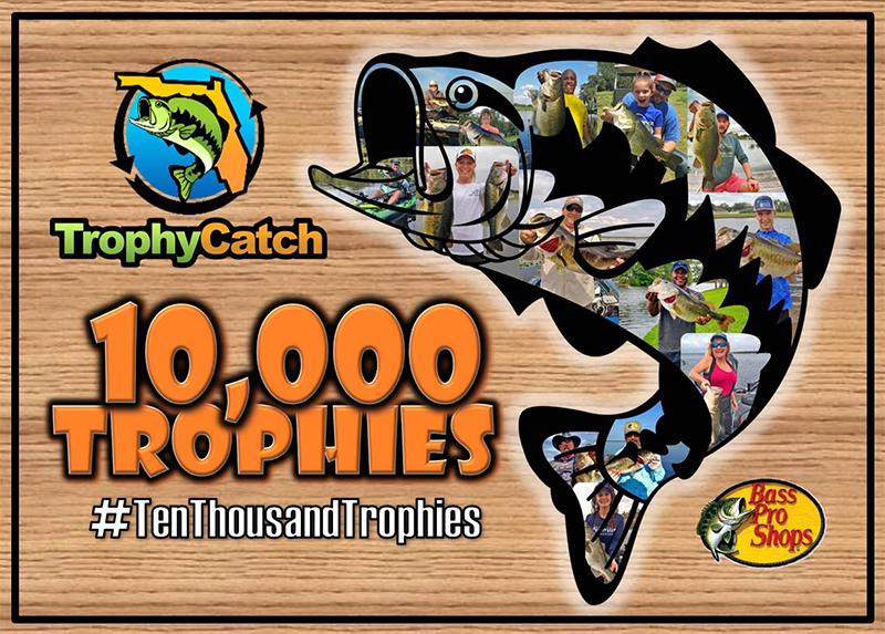 TrophyCatch 10000 Trophies