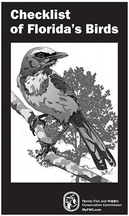 Checklist of Florida Birds