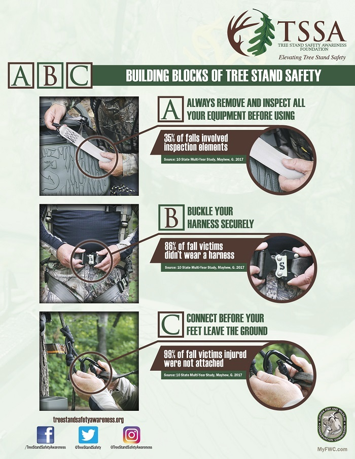 treestand safety brochure