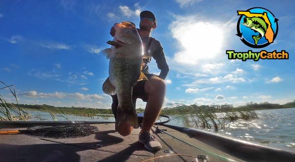 "Apopka Fish Challenge ""Jim Thomas"" bass caught"