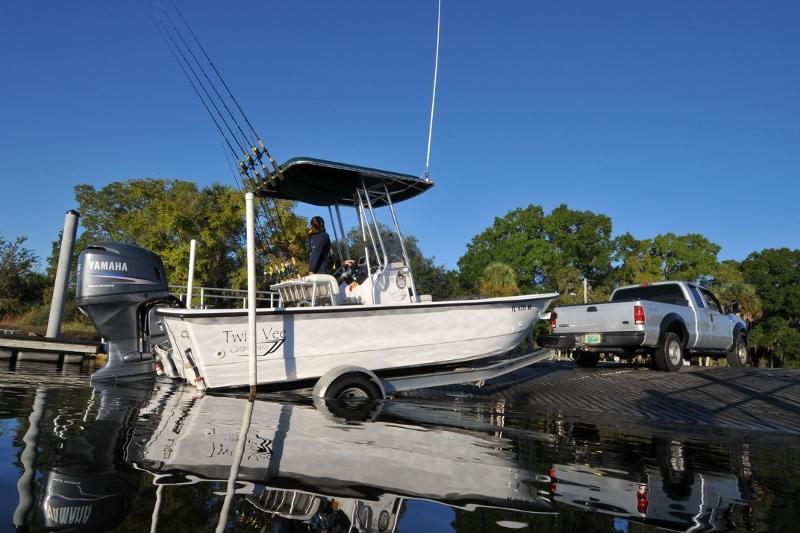 st. marks boat ramp