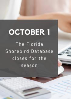 October 1 Data Entry Deadline