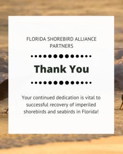 Thank You FSA Partners!