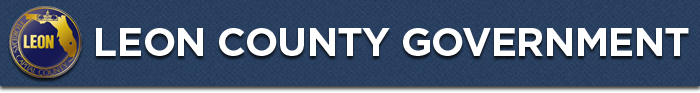 Leon County Government - banner
