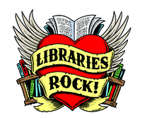 libraries rock pic