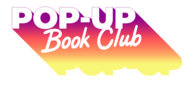 pop up book club logo