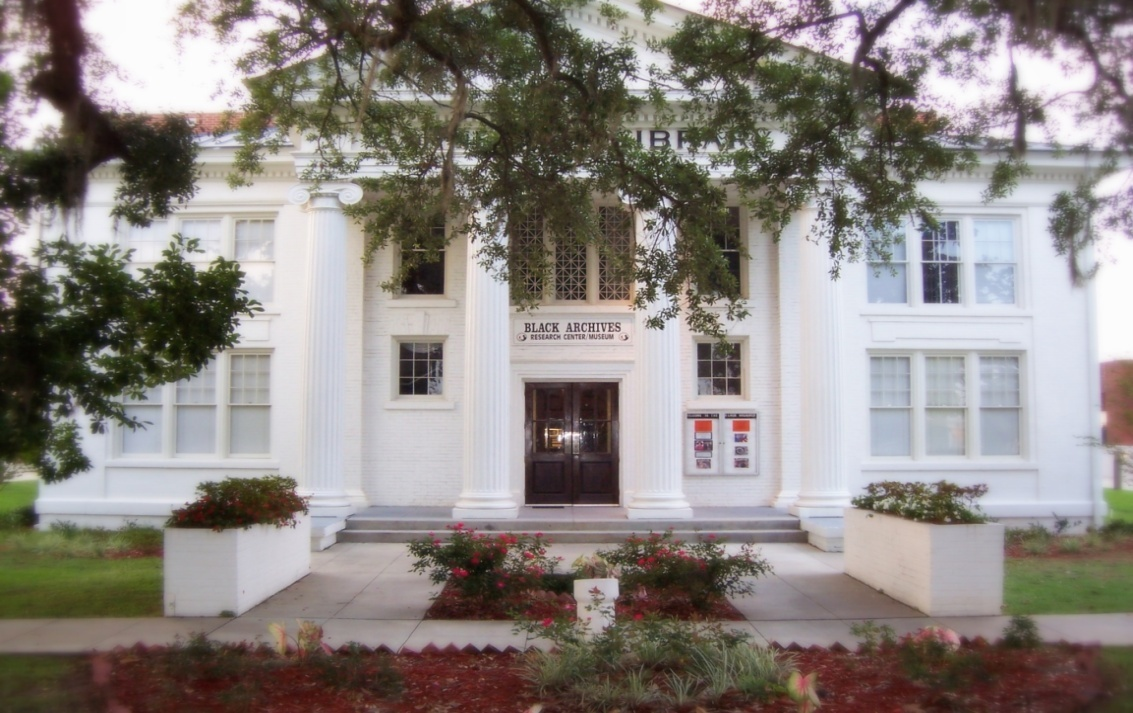 Image of FAMU Black Archives