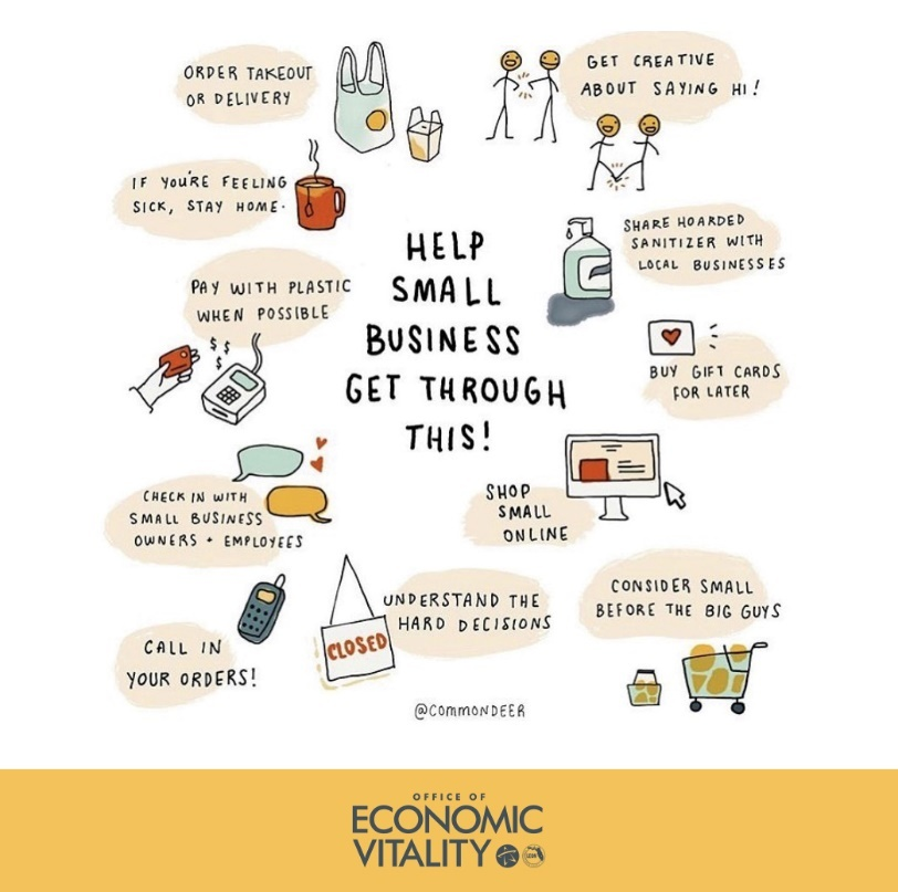Help Small Businesses