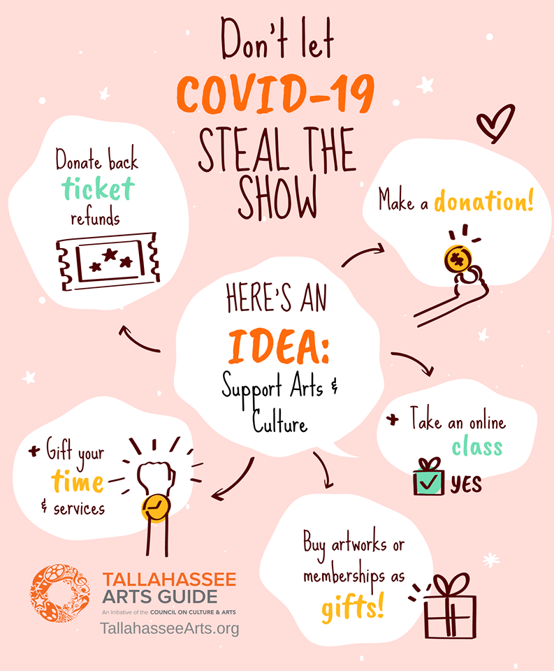 Don't Let COVID-19 Steal the Show