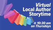 Local Author Storytime Graphic