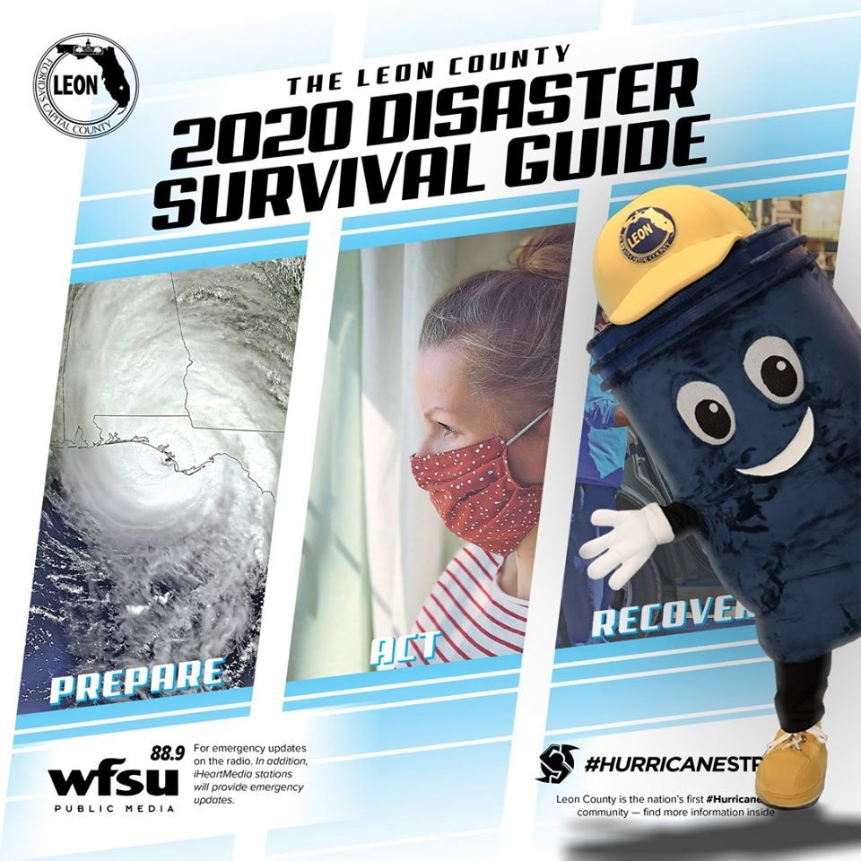 Download the 2020 Disaster Survival Guide