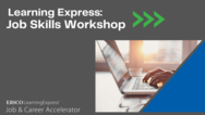 Learning Express event graphic