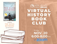 History book club graphic