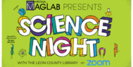 science night graphic