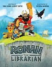 Ronan the Librarian Book Cover