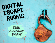 Digital Escape for Teens graphic