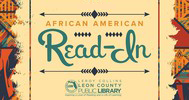 African American Read-In graphic