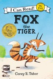 Fox the Tiger book cover