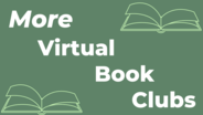 More Virtual Book Clubs graphic