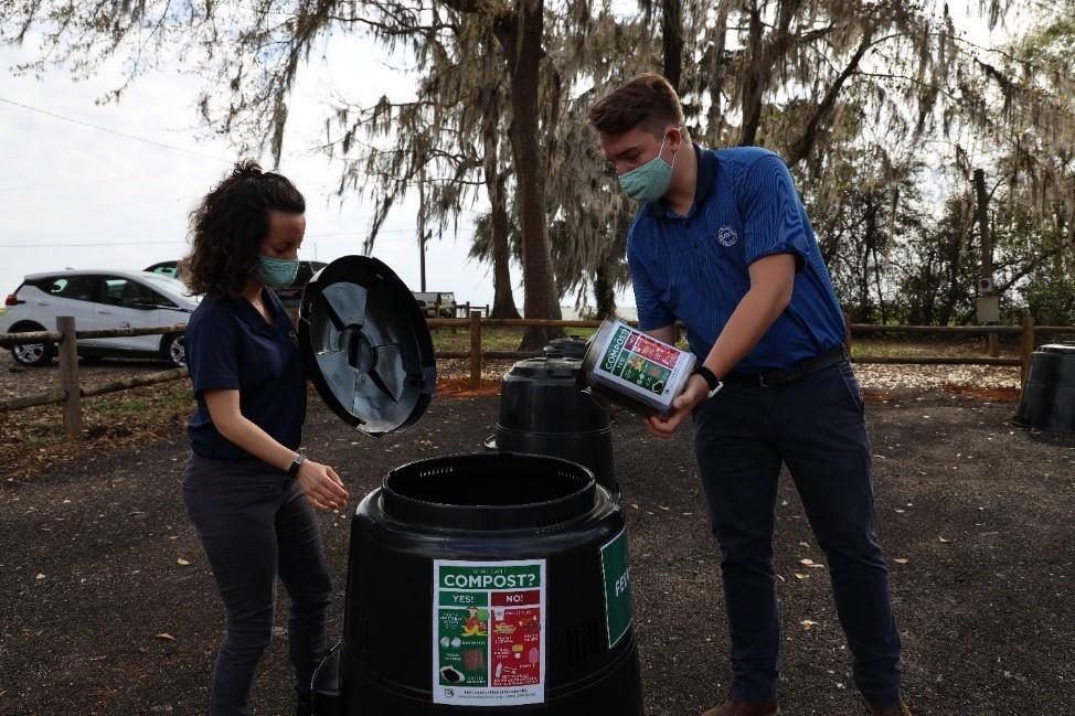 Compost Bin Giveaway