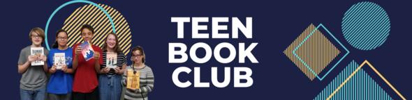 teen book club graphic