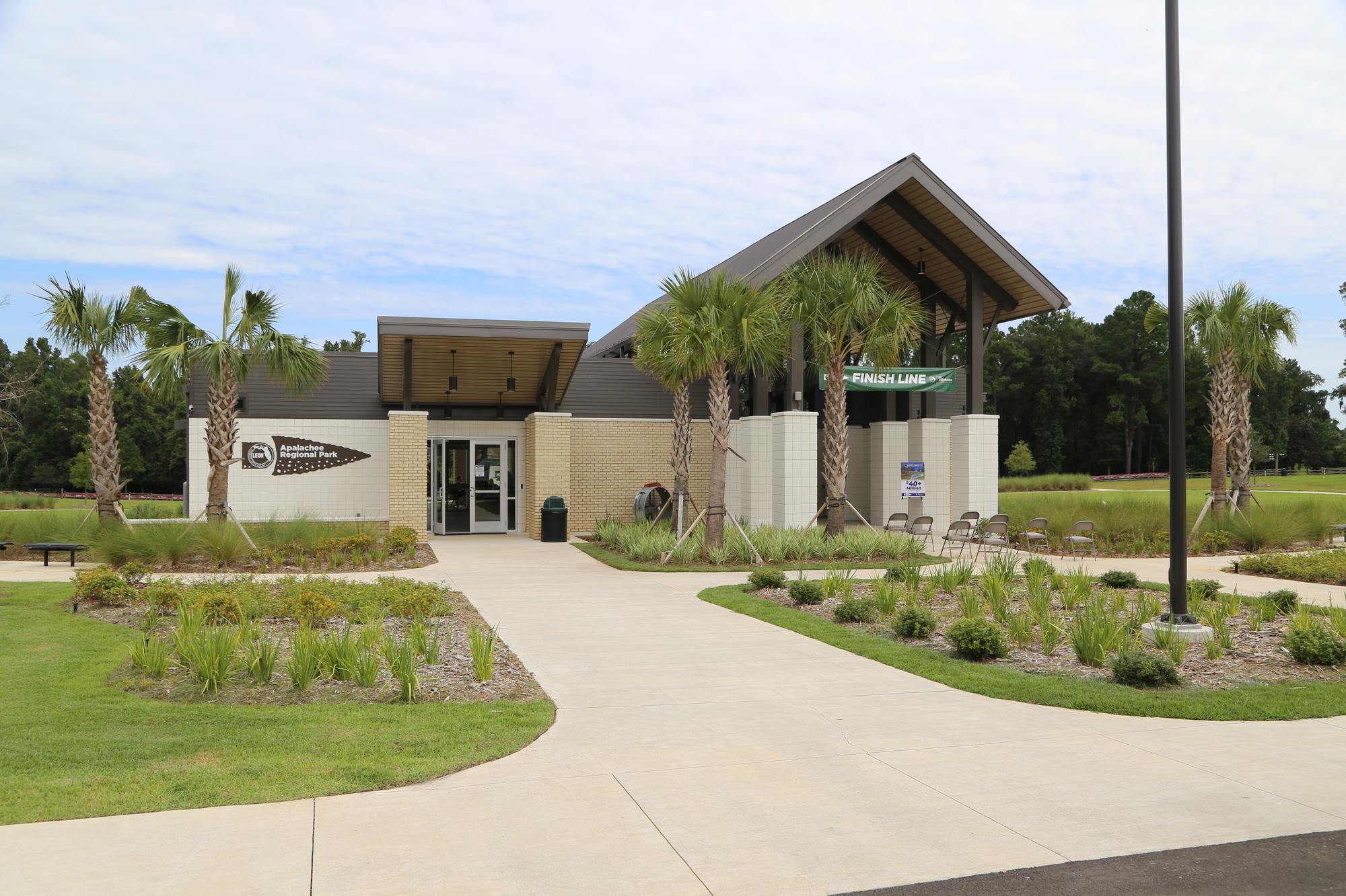 New improvements to Apalachee Regional Park