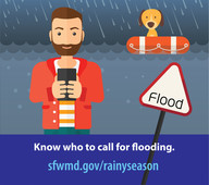 flood prep - call