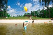 Don Carter State Park beach