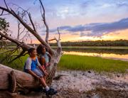 Skidaway marsh