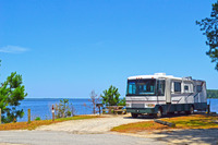 Mistletoe State Park camping