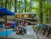 Skidaway camping