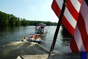 July 4th boating
