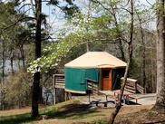 Yurt at High Falls