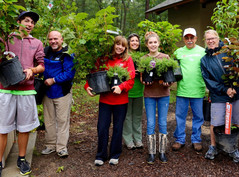 Your State Parks Day volunteers