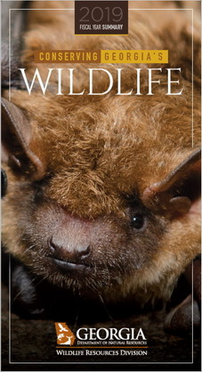 Wildlife Conservation Section annual report cover